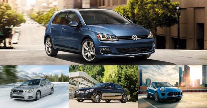Top 8 mẫu xe hơi tốt nhất năm 2015