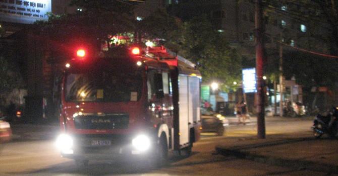 Ám ảnh kinh hoàng trong vụ cháy chung cư Tân Triều, Hà Nội