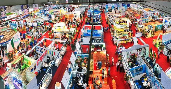 """Doanh nghiệp phản ánh chuyện """"rao bán"""" gian hàng ở hội chợ quốc tế"""