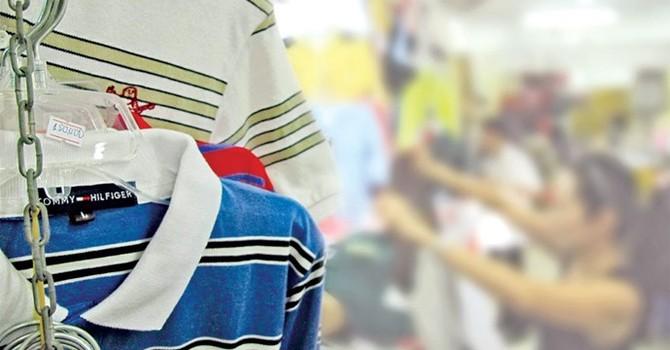 Hàng thời trang xuất khẩu: Lấy đâu ra?