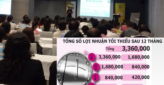 Cơn lốc tiền ảo Onecoin ở Việt Nam