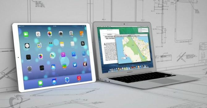iPad Pro sẽ được giới thiệu vào tháng 9, giao hàng vào tháng 11?