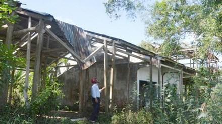 Hoang tàn 77 căn nhà thử nghiệm của Bộ Xây dựng