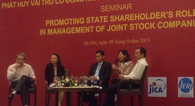 SCIC: Tiền không phải mục đích duy nhất khi bán vốn Nhà nước tại doanh nghiệp
