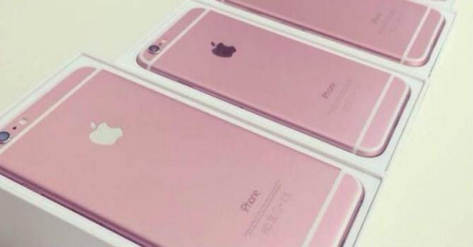 Cửa hàng trong nước bắt đầu nhận đặt iPhone 6S, giá từ 33 triệu đồng