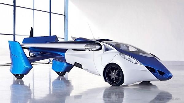 Ô tô bay sẽ được tung ra thị trường vào năm 2017