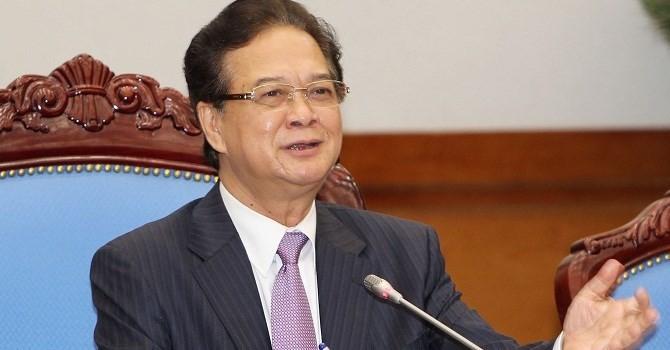 Thủ tướng Nguyễn Tấn Dũng: Chạy dự án để bán là không thể chấp nhận