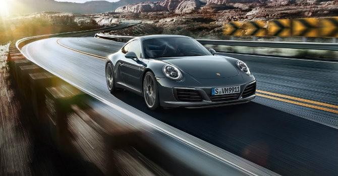 Chiêm ngưỡng mẫu xe mới nhất của Porsche