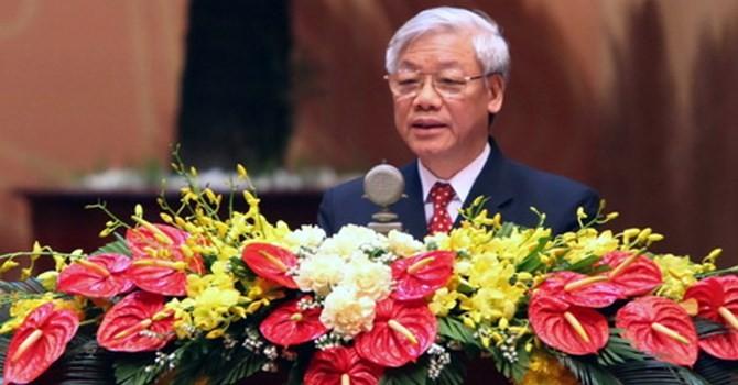 Tổng Bí thư lên đường thăm chính thức Nhật Bản