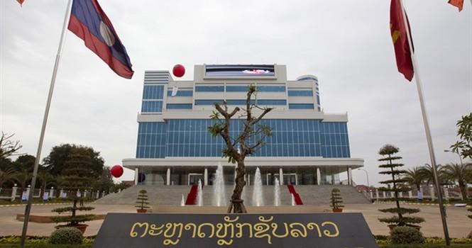 Những câu chuyện nước Lào: Mua chứng khoán ở Viantiane