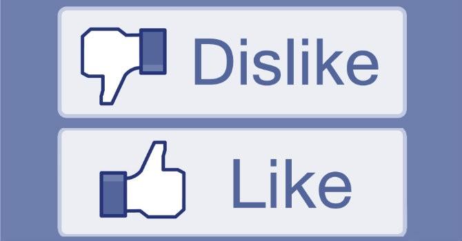"Facebook đang phát triển nút ""Dislike""?"
