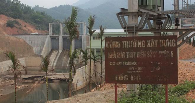 """Công trình thủy điện Sông Miện 5 ở Hà Giang: """"Quả bom nước"""" trên đầu dân"""