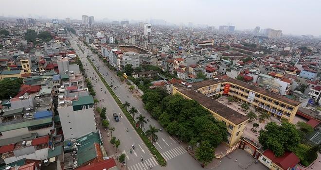 Đường một km làm 5 năm mới xong ở Hà Nội