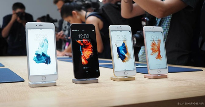 Cái nhìn tổng quát về iPhone 6s