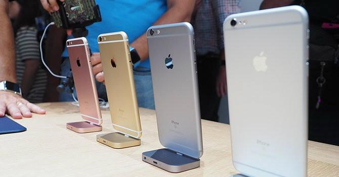 iPhone 6s bán chạy nhất màu nào?