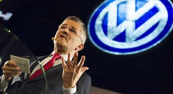 """Lãnh đạo Volkswagen: """"Chúng tôi đã phá hỏng mọi thứ"""""""