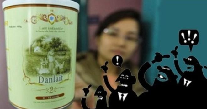 Khủng hoảng sữa dê Danlait: Giải vây khỏi cộng đồng mạng, cách nào?