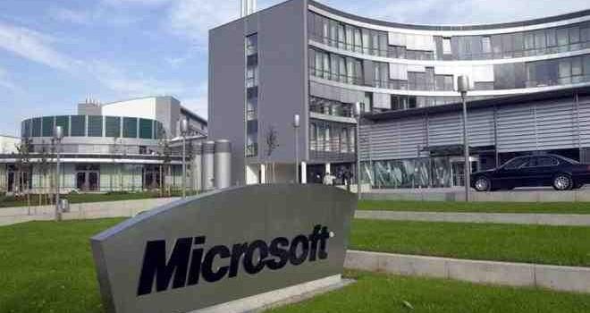 Mục sở thị trụ sở Microsoft tại Mỹ