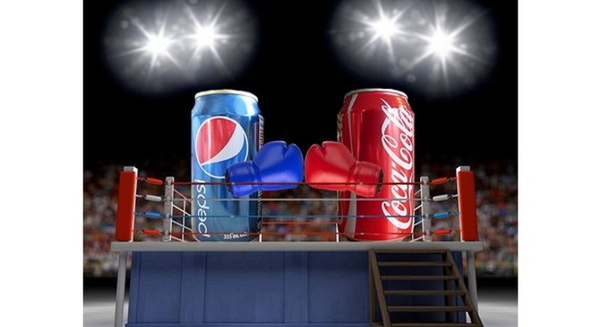 """Toàn cảnh """"trận so găng thế kỷ"""" giữa Coca-Cola vs Pepsi"""