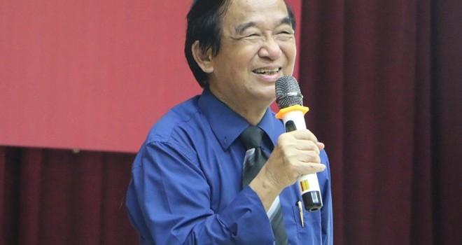 Giáo sư Nguyễn Lân Dũng: Lương tiến sĩ nước ngoài 3,5 triệu