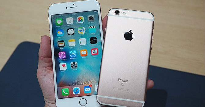 9 điểm nổi bật của iPhone 6s so với iPhone 6