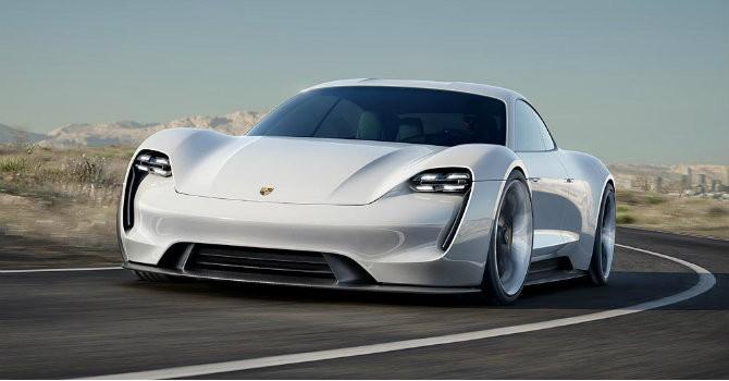Porsche sản xuất xe thể thao chạy điện