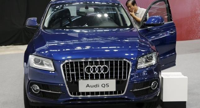 Hơn 2 triệu xe Audi gắn phần mềm gian lận khí thải