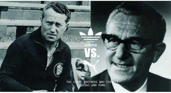 Puma vs Adidas: Mối hận thù trăm năm giữa 2 người anh em ruột thịt