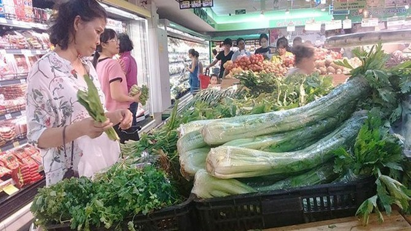 """Nông sản """"quê"""" khó vào siêu thị"""