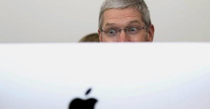 Doanh số thấp nhất 2 năm qua, đã hết thời của máy tính Mac?