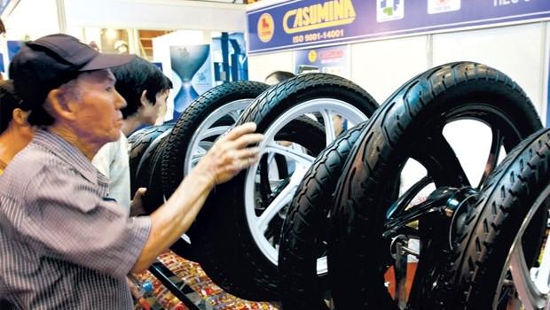 Thị trường lốp xe: Áp lực từ doanh nghiệp FDI