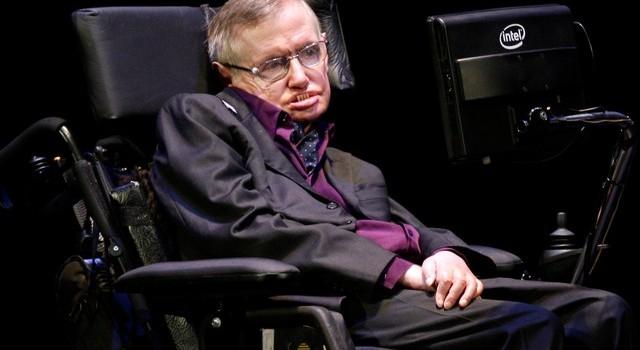 """Stephen Hawking: """"Trí tuệ nhân tạo sẽ là dấu chấm hết cho loài người"""""""