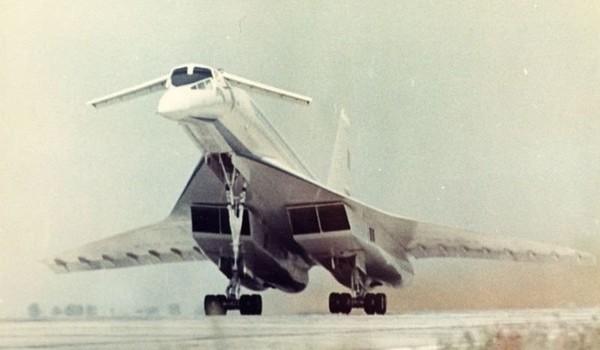 Số phận hẩm hiu của chiếc máy bay siêu thanh đầu tiên trên thế giới
