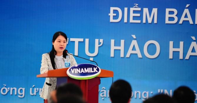 """Vinamilk - điểm sáng của chuỗi cung ứng sản phẩm sữa với tên gọi """"Tự hào hàng Việt Nam"""""""