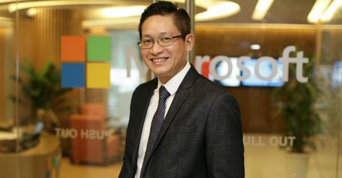 CEO Microsoft Việt Nam: Công nghệ là nền tảng thành công