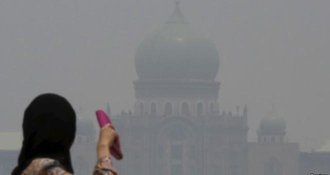Công ty Trung Quốc bị nghi đốt rừng gây khói mù ở Đông Nam Á