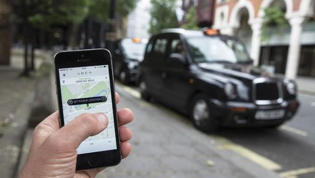 Nở rộ ứng dụng gọi xe qua smartphone