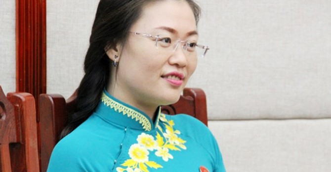 Chân dung nữ tỉnh ủy viên Hậu Giang 32 tuổi