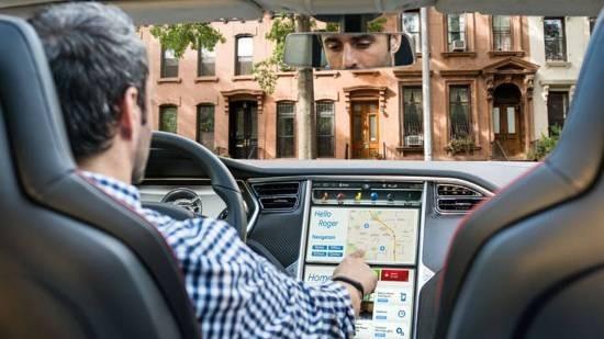 Người mua ôtô sẵn sàng trả thêm tiền cho tính năng Wi-Fi