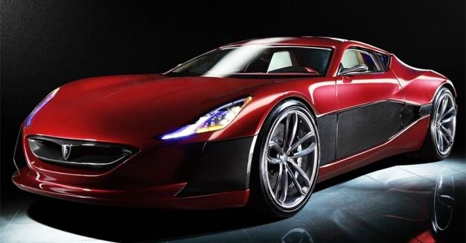 Top 10 ô tô điện có tốc độ nhanh nhất thế giới