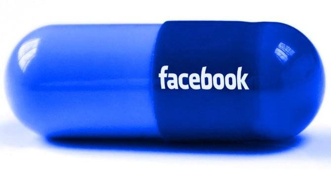Ai dễ ghiền Facebook?