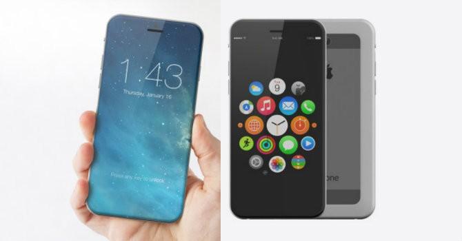 """iPhone 7 dưới """"con mắt"""" của sinh viên thiết kế?"""