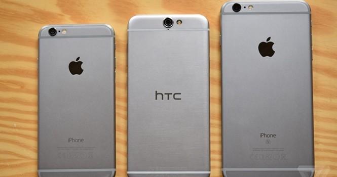 HTC: Apple mới là kẻ sao chép chúng tôi