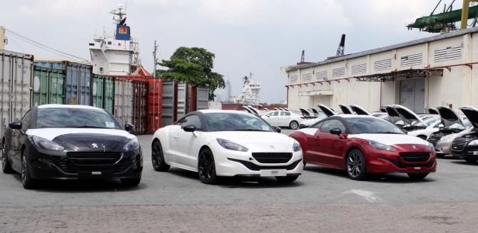 Vì sao ô tô nhập khẩu sốt sình sịch?