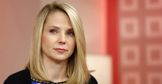 """CEO Marissa Mayer """"không hợp"""" với Yahoo?"""