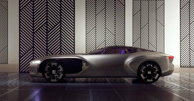 """Ngắm mẫu xe Renault lấy """"cảm hứng"""" từ những năm 30 ở Pháp"""