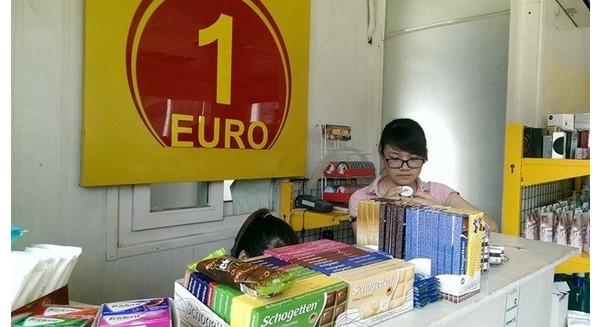 Bí kíp kinh doanh cửa hàng đồng giá 1 euro