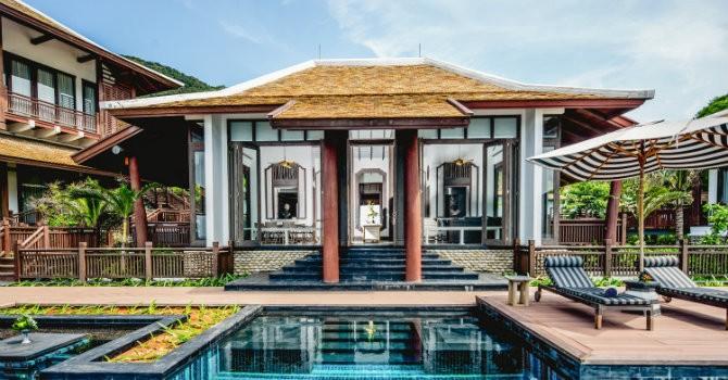 """InterContinental Danang Sun Peninsula Resort đạt danh hiệu: """"Khu nghỉ dưỡng sang trọng bậc nhất châu Á 2015"""""""