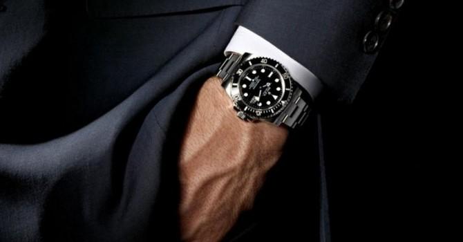 Vì sao người đeo đồng hồ thường thành công?