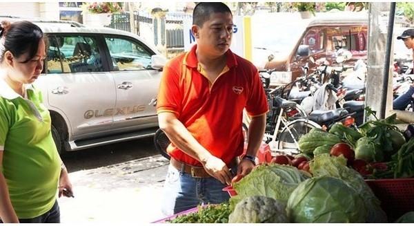 Sợ thực phẩm bẩn, người dùng tìm mua hàng thải độc xách tay